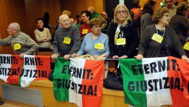 PROCESSO ETERNIT BIS si aprirà il 27 ottobre a Torino