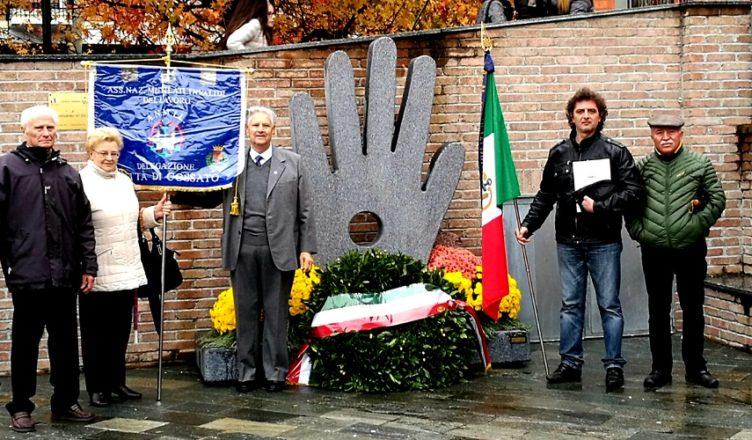 4 novembre Festa dell'unità nazionale a Cossato