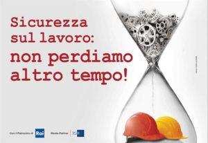 campagna sulla sicurezza del lavoro ANMIL