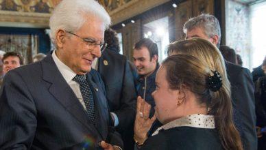 Pres. Mattarella per Giornata Internazionale delle Persone con Disabilità