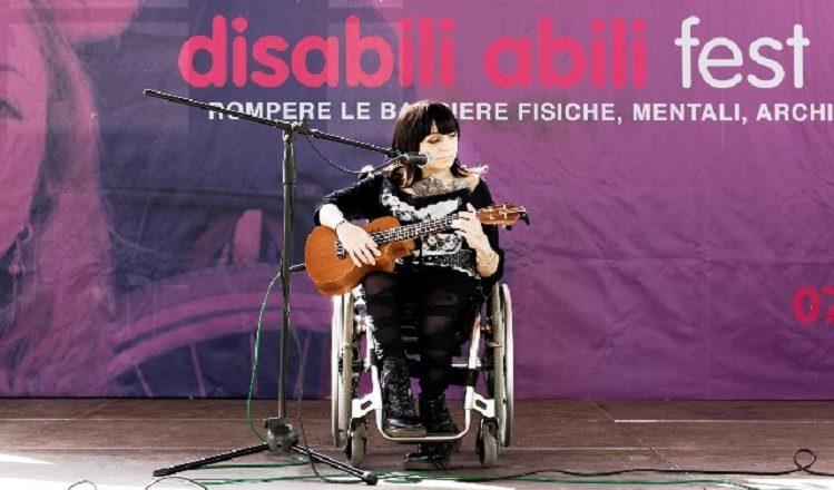 Talent Show solo per talenti emergenti con disabilità di tutta Italia
