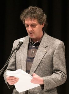 Presidente territoriale ANMIL Biella Mauro Lora Moretto