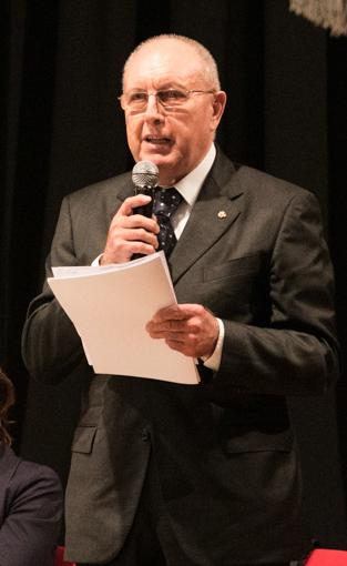 Presidente Regionale Silvio Olivero