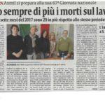 Articolo Eco di Biella perAnmil
