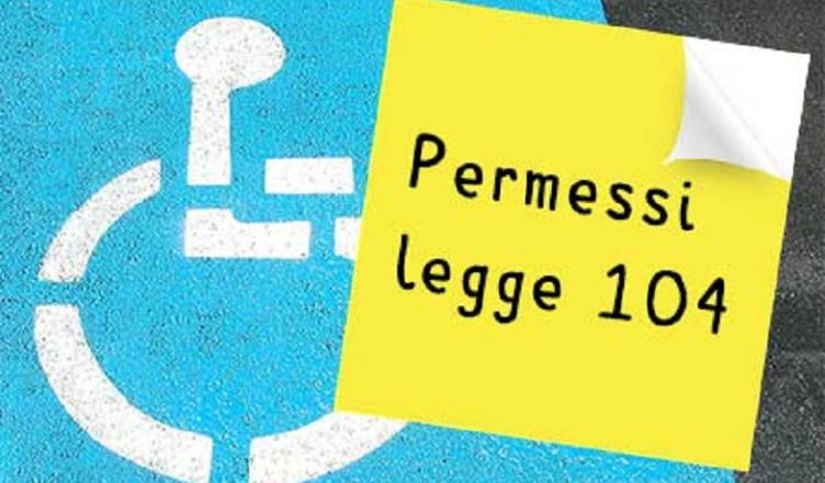 logo permessi legge 104