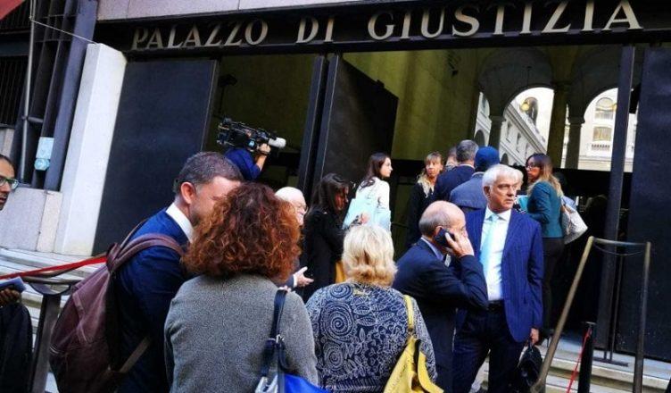 L'Avvocato Alessandra Guarini all'incidente probatorio ponte Morandi